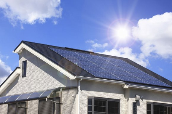 Pose de panneaux photovoltaïques à Villefranche-sur-Saône